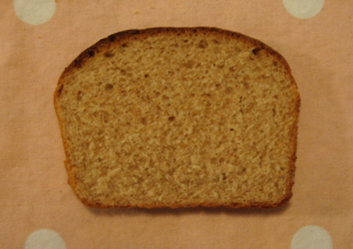 Mom's Honey Wheat Bread