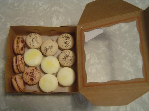 Cecilia's Pastries - Macarons