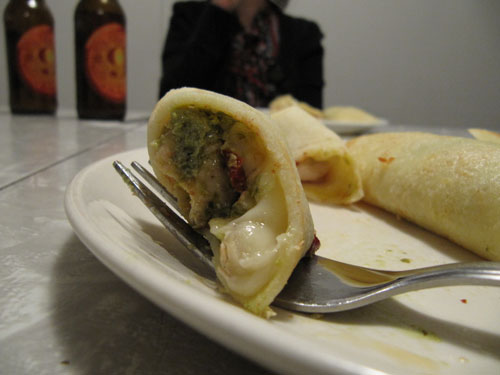 Dinner-Crepes