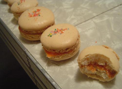 Vanilla-Macarons-Bitten