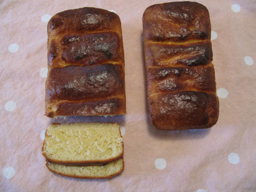 Brioche-Sliced