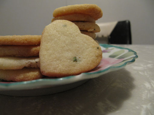 Lemon-Rosemary-Shortbread