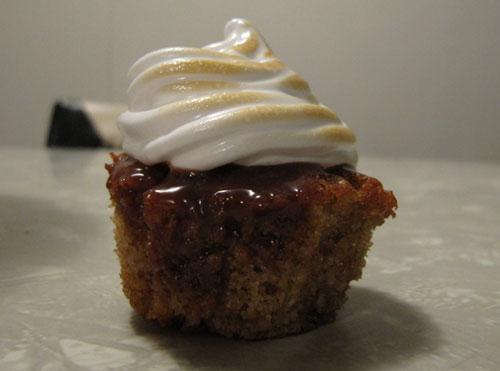 S'more-Cupcake
