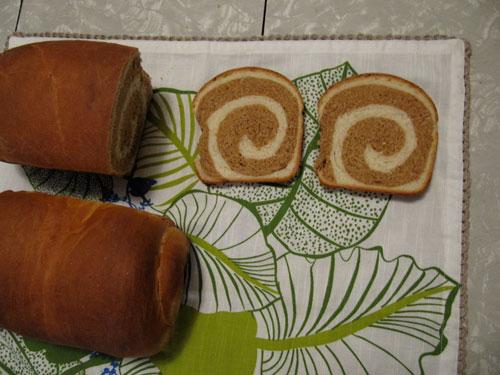 Pinwheel-Bread