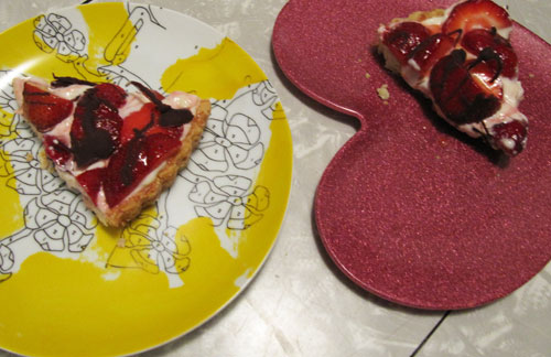 FreshStrawberryTart--Sliced