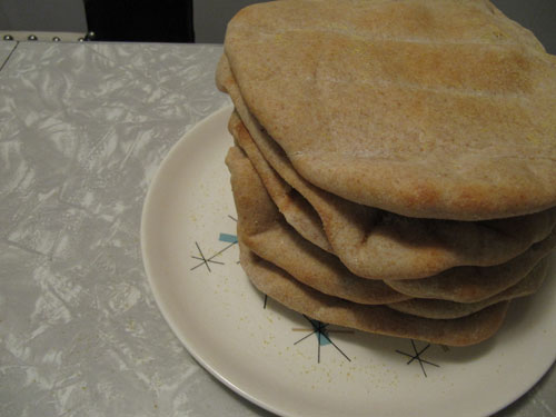 Whole-Wheat-Pita-Bread---stacked